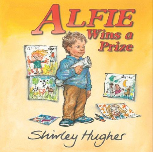 9780370328249: Alfie Wins A Prize