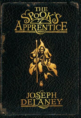 The Spook's Apprentice ***SIGNED*** ***RARE PROMO DJ INCLUDED***: Joseph Delaney