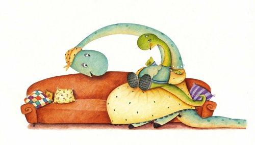 9780370328447: Dippy's Sleepover