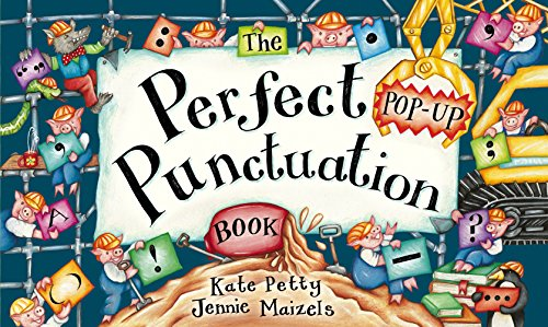 9780370328614: The Perfect (Pop-Up) Punctuation Book