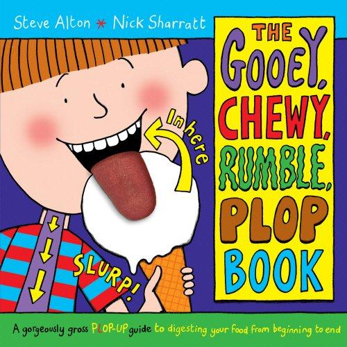 9780370329147: Chewy, Gooey, Rumble, Plop
