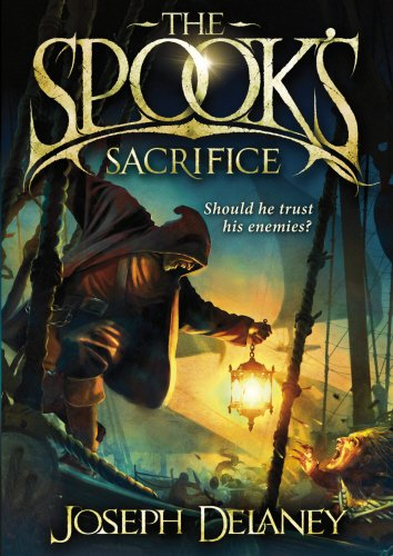9780370329321: The Spook's Sacrifice: Book 6 (The Wardstone Chronicles)