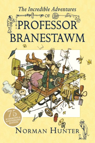 9780370329789: The Incredible Adventures of Professor Branestawm