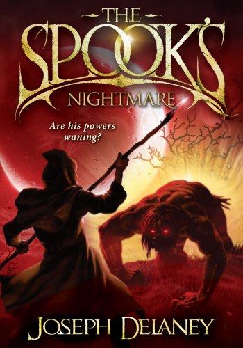 9780370329819: The Spook's Nightmare
