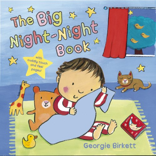 9780370329857: The Big Night-Night Book