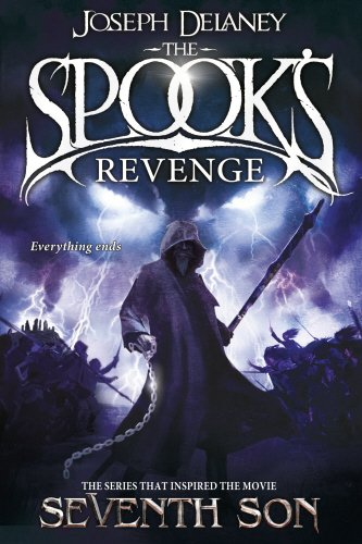 THE SPOOK'S REVENGE (SIGNED COPY): DELANEY, Joseph