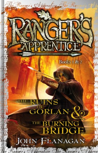 9780370332147: Ranger's Apprentice 1 & 2 Bind Up: The Ruins of Gorlan & The Burning Bridge