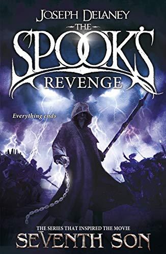 9780370332451: The Spook's Revenge