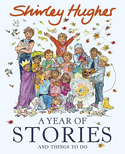 9780370332482: A Year of Stories and Things to Do