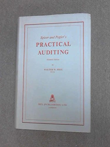 9780372016403: Practical Auditing