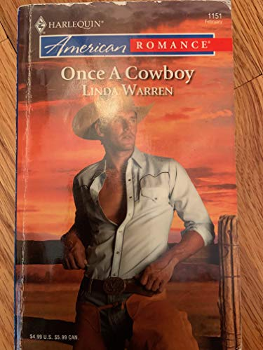 9780373000227: Once a Cowboy