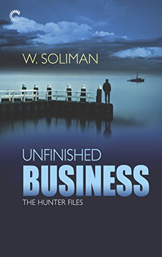 9780373002412: Unfinished Business (The Hunter Files)