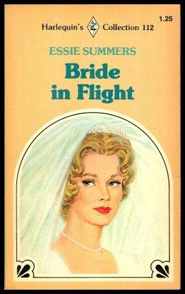 Bride in Flight