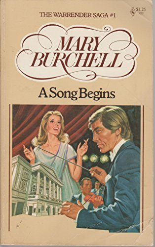 A Song Begins: Mary Burchell