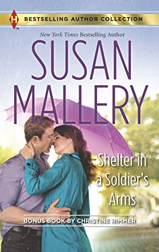9780373010165: Shelter in a Soldier's Arms: Donovan's Child (Harlequin Bestselling Author Collection)