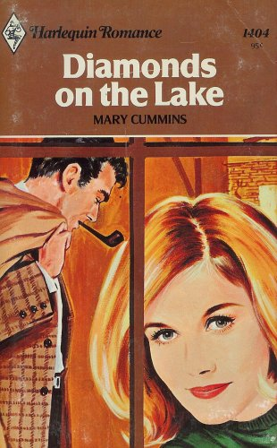 DIAMONDS ON THE LAKE Harlequin Romance 1404