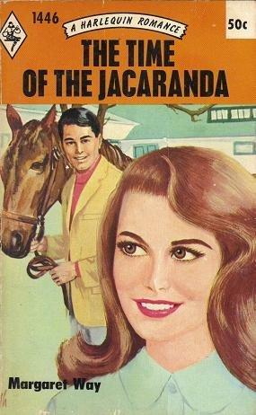 The Time of Jacaranda: Way, Margaret