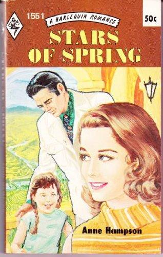 9780373015511: Stars of Spring (Harlequin Romance, No. 1551)