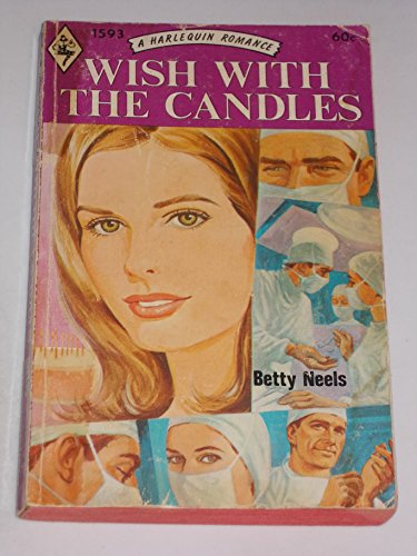 9780373015931: Wish With The Candles