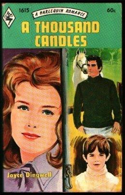 9780373016150: A Thousand Candles (A Harlequin Romance #1615)