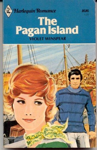 9780373016167: The Pagan Island (Harlequin Romance #1616)