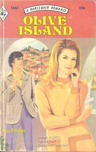 9780373016617: Olive Island (Harlequin Romance)