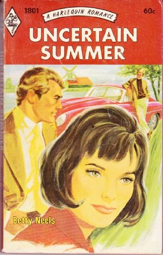 9780373018017: Uncertain Summer (Harlequin Romance #1801)
