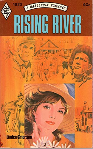 Rising River (Harlequin Romance #1820): Grierson, Linden
