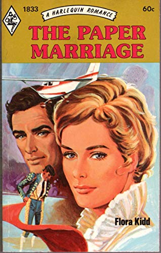 The Paper Marriage: Kidd, Flora