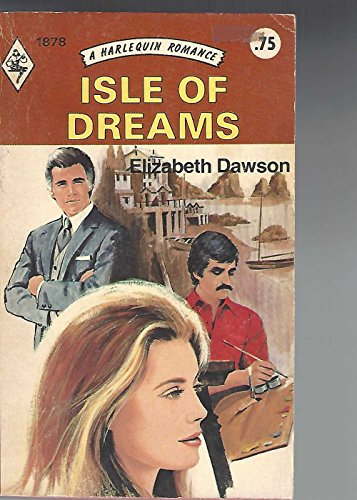 Isle of Dreams (Harlequin Romance, 1878)