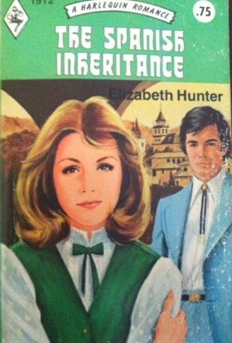 9780373019120: The Spanish Inheritance #1912