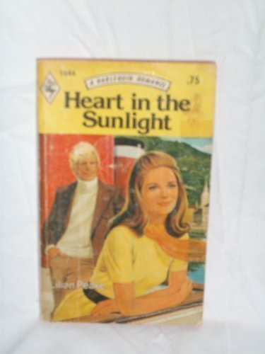 Heart In The Sunlight (A Harlequin Romance,: Lillian Peake