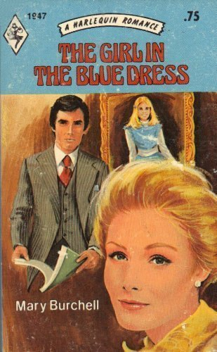 9780373019472: The Girl in the Blue Dress