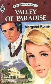 9780373019571: Valley of Paradise (harlequin Romance #1957)