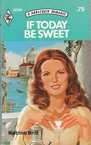 If Today Be Sweet: Britt, Katrina