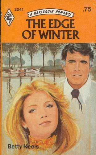 9780373020416: The Edge of Winter (Harlequin Romance #2041)