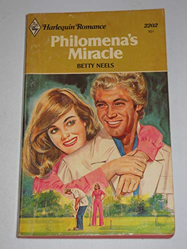 9780373022021: Philomena's Miracle (Harlequin Romance #2202)
