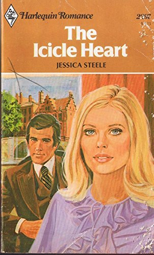 9780373022977: The Icicle Heart (Harlequin Romance, 2297)