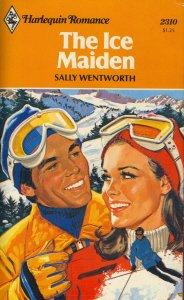 The Ice Maiden: Sally Wentworth