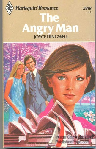 The Angry Man (Harlequin Romance, 2318): Joyce Dingwell