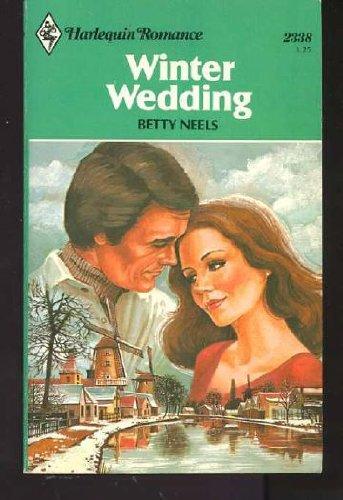 9780373023387: Winter Wedding (Harlequin Romance #2338)