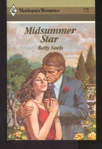 9780373025664: Midsummer Star (Harlequin Romance, 2566)