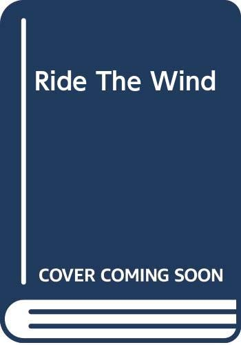 Ride The Wind (0373026161) by Yvonne Whittal