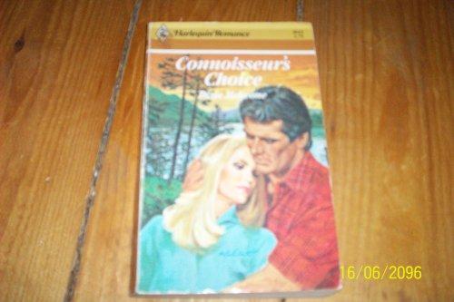 9780373026425: Connoisseur's Choice