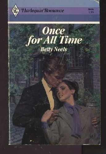 9780373026661: Once for All Time (Harlequin Romance, 2666)