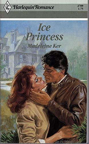 Ice Princess: Madeleine Ker
