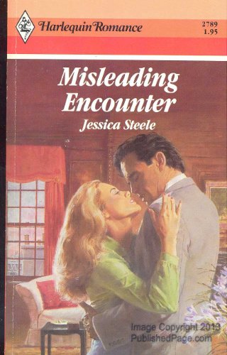9780373027897: Misleading Encounter (Harlequin Romance, No. 2789)
