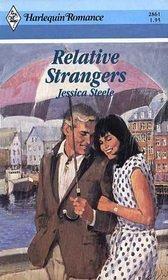 Relative Strangers: Jessica Steele