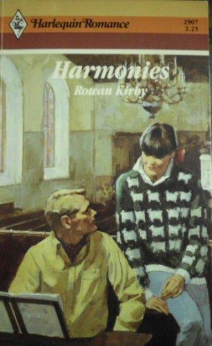 9780373029075: Harmonies