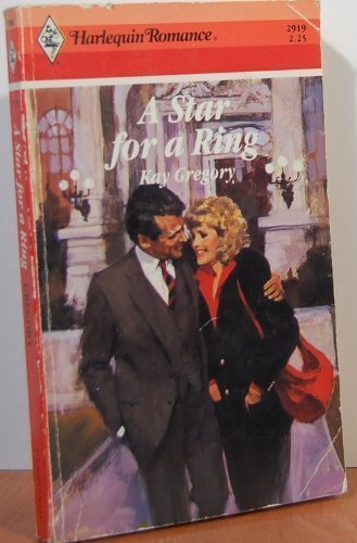 A Star For A Ring (Harlequin Romance,: Kay Gregory